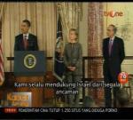 Obama Dukung Israel